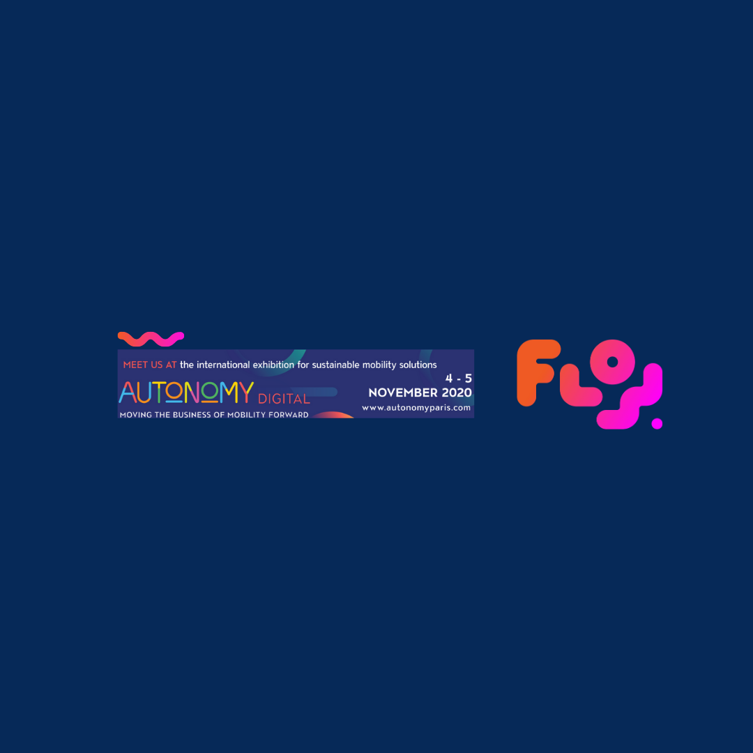 Moving the Business of Mobility Forward: GoWithFlow Live at Autonomy 2020!